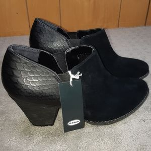 NWT Dr Scholl's Booties